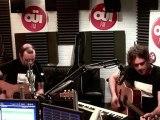 My TV Is Dead - Riot Love - Session Acoustique OÜI FM