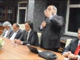 Saadet Partisi Genel Başkan Yardımcı Hasan Bitmez Alucra Vakfı Ziyareti
