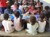 Camp de vacances pour les enfants du pensionnat de Gudalupe Septembre 2010