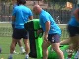 Rugby: le MHR très déterminé face à Castres