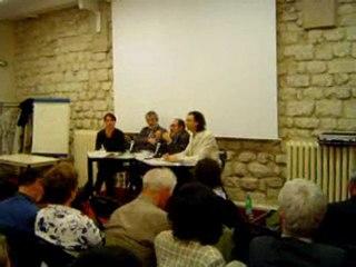 Pax Romana MCC Monde arabe 4 mai 2011