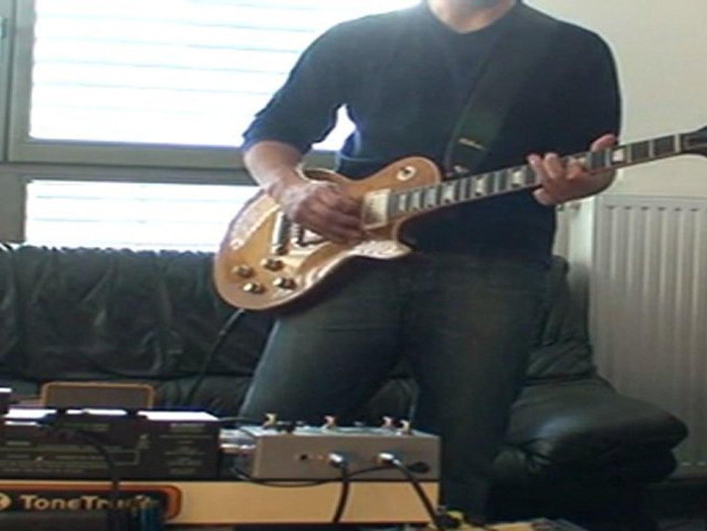 Toto - White sister - Gibson Melvyn Franks + Two-Rock OD Sig. + T-Rex Mudhoney II + T-Rex Chorus