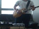 TOTO - Hydra - Two-Rock OD Sig. - Gibson Melvyn Franks - T-Rex Mudhoney II + T-Rex Flanger