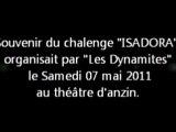 "Concours ""ISADORA"", le samedi 07 mai 2011."