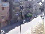 Syrie : Malgré la féroce répression, la contestation...