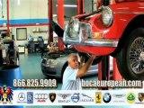 European Auto Repair, Parkland FL - Mercedes, Bentley, Auto
