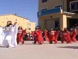 Sarkuysan İlköğretim Okulu  23 Nisan Selvihan DERE Ront Gösterisi 2011