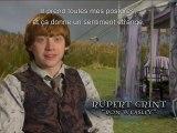 Harry Potter et les Reliques de la Mort : Harry imite Ron et Hermione [VOST-HD]