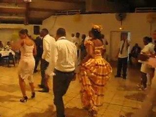 Cous de danse Kuduro sur Tchiriri Kuduro