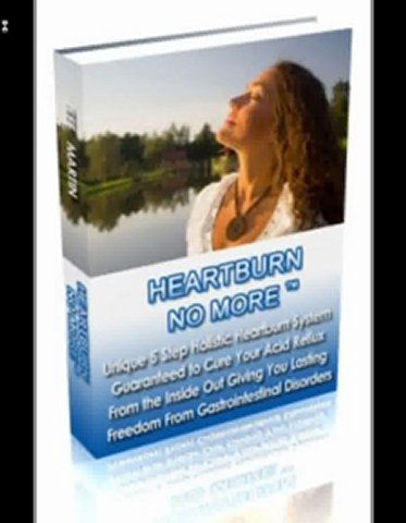 Holistic Cure for Acid Reflux