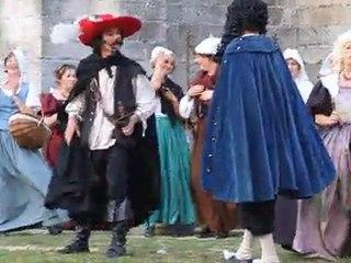Cyrano de Bergerac à Coesmes
