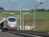 Jak to dělají?: Vlaky (ICE 3+ICT) a železniční tunely [CZ]