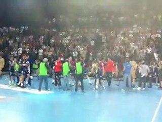 Montpellier Champion de France 2011