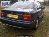 Occasion BMW 530 bagnols en foret