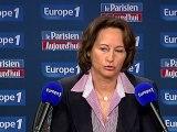 """DSK: """"nouvelle bouleversante"""", """"tout reste à vérifier"""" selon Ségolène Royal"""