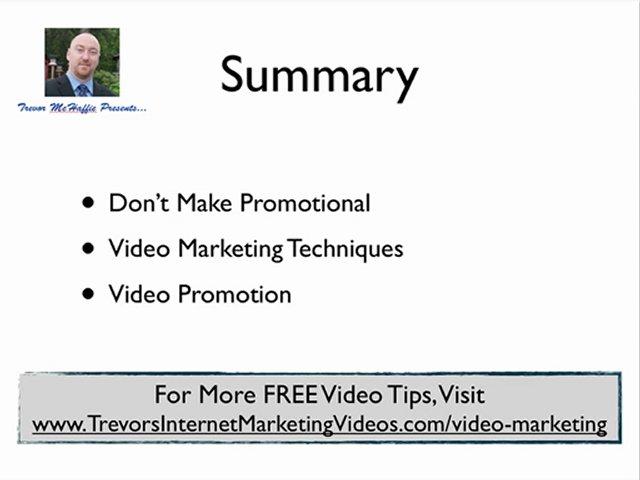 Video Marketing Basics : Video Marketing