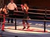 Savate boxe française finales championnat de France élite B