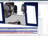 Mastercam Swiss Expert - Simulation - Spinner TD42