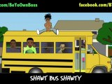 LMAO: Shawt Bus Shawty Ft. Gucci Mane, Waka Flocka, Nicki Minaj, Lil Wayne & Rick Ross! [Video]