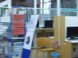 Bibliothèque universitaire UPF