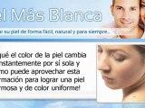 mascarilla para aclarar la piel - manchas negras en la piel