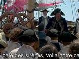 Pirates des Caraïbes 4 : focus sur Barbe Noire et les pirates