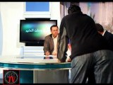 [PCN-TV] Luc MICHEL on Libyan TV ALLIBIYA ARIYADIA (April 19' 2011) – Backstage