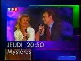 Bande Annonce De L'emission Mystéres Juin 1993 TF1