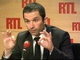Benoît Hamon, porte-parole du Parti socialiste, invité de RTL (17 mai 2011)