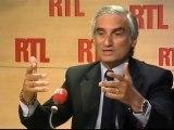 """Maurice Szafran, PDG et directeur de la publication de l'hebdomadaire """"Marianne"""", invité de RTL (17 mai 2011)"""