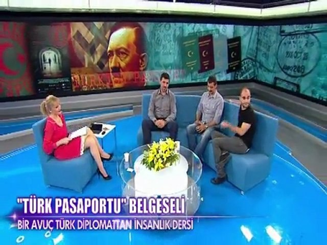 TURKISH PASSPORT (TÜRK PASAPORTU) RÖPORTAJ