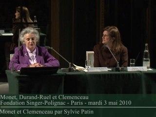 Vidéo de Sylvie Patin