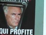 Au sommaire de Challenges, le 19 mai 2011 : DSK