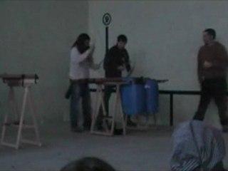 Kirikoketa Festa 2010 - txalaparta emanaldiak
