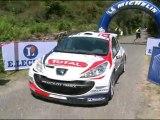 IRC - Tour de Corse - Peugeot Sport