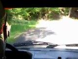 Caméra embarqué Rallye Plaine et Cîmes 2011 Es 3 Ville de Soultz