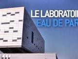 Le film du laboratoire d'Eau de Paris