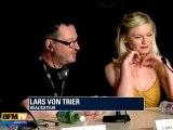 """Cannes : Lars Von Trier """"comprend Hilter"""""""