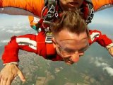 Sauts en parachute à Haguenau en mai 2011 avec Sky-Delivery