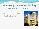 'LEED Green Associate, 'http://greenprofessional.net