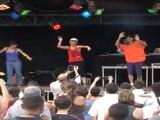 FESTIVAL DES CULTURES URBAINES 2011 - Restitution atelier danse Hip-hop