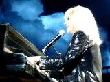 VERONIQUE SANSON 2011 PARIS GRAND REX QU'ON ME PARDONNE LIVE (anniversaire Violaine Sanson / soeur)