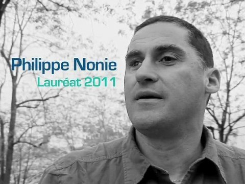 """Interview Philippe Nonie, lauréat 2011 du Prix Nouveau Talent avec son premier roman """"L'Inconnue"""""""