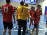 HBC Pays De Bröons - 2010-2011 - Victoire pour jouer les barrages de Pré-nationale