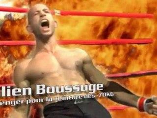 100%FIGHT 5 - reportage Julien BOUSSUGE