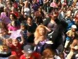 JIVE SQUAD ENTERTAINEMENT & JESTA DIGITAL présentent le Flash Mob René la taupe à la Foire du trône
