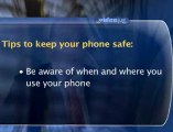 How can I keep my mobile phone safe?: How To Keep Your Mobile Phone Safe