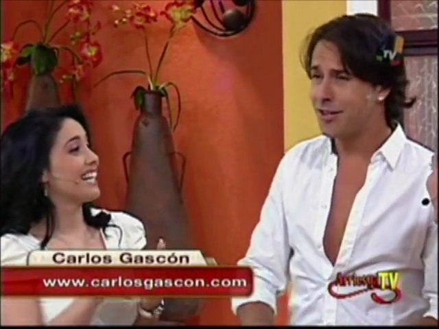 ARRIESGA TV - Carlos Gascón