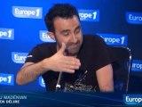 """Amaury Vassili a bien perdu l'Eurovision"""