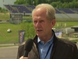 Formula 1 2011 - Red Bull Racing - Interview at the Red Bull Ring - Dr. Helmut Marko